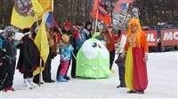 Туляки отпраздновали горнолыжный карнавал, Фото: 25