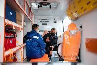 Алексей Дюмин передал региональному Центру медицины катастроф 39 новых автомобилей, Фото: 40