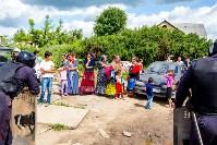Снос домов в Плеханово. 6 июля 2016 года, Фото: 40