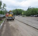 Ремонт тротуара на ул. Тимирязева, Фото: 4