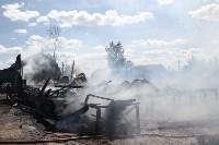 Пожар в Плеханово 9.06.2015, Фото: 31