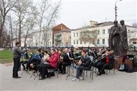 Оркестр в Кремлевском саду, Фото: 3