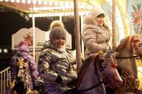 На Казанской набережной установили музыкальную карусель, Фото: 3