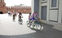 В Туле встретили участников велопробега Москва–Сочи «Помоги встать!», Фото: 9