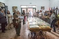 В Туле открыли скульптуру «блохе-киборгу», Фото: 9