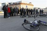 Велосветлячки в Туле. 29 марта 2014, Фото: 40