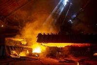 Доменный цех Тулачермета. Михаил Куприянов, Фото: 22