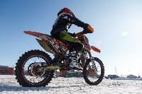 Соревнования по мотокроссу в посёлке Ревякино., Фото: 42