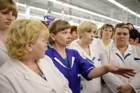 В Богородицке Алексей Дюмин посетил ООО «Завод №423», Фото: 9