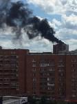 Пожар на на пересечении улиц Гоголевской и Свободы , Фото: 3