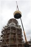 Освящение креста купола Свято-Казанского храма, Фото: 23