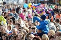 Развод караулов Президентского полка на площади Ленина. День России-2016, Фото: 7