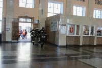 Спасатели провели учения на Московском вокзале, Фото: 2
