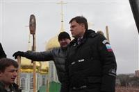 Осмотр кремля. 2 декабря 2013, Фото: 13