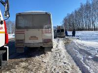В Тульской области в ДТП с автобусом и маршруткой пострадали несколько человек, Фото: 7