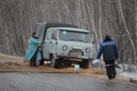 Лазарево. 4 февраля 2014, Фото: 1