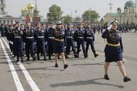 Генеральная репетиция парада Победы в Туле, Фото: 50