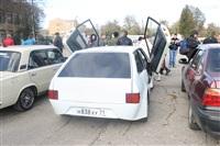 Закрытие мотосезона в Новомосковске, Фото: 11