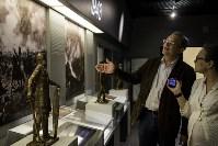 Монтаж экспозиции нового музея на Куликовом поле. Август 2016, Фото: 66