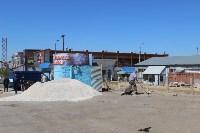 В Туле снесли часть рынка «Южный», Фото: 2
