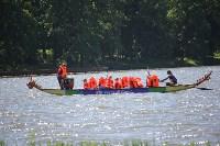 Гонкой на каноэ в Туле открыли сезон навигации, Фото: 25