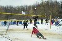 Турнир Tula Open по пляжному волейболу на снегу, Фото: 36