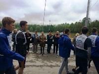 В Туле прошел легкоатлетический пробег среди школьников, Фото: 3