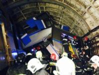 Авария в московском метро, Фото: 9