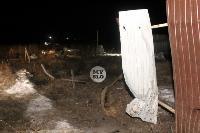 В жутком ДТП в поселке Рассвет погиб пассажир Audi A6, Фото: 14