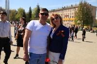 День Победы: гуляния на площади Победы. 9 мая 2015 года, Фото: 10