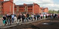 Переселение 79 семей в Кимовске, Фото: 13