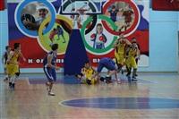 БК «Тула» дома дважды обыграл баскетболистов Воронежа, Фото: 47