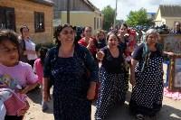 В Плеханово начали сносить дома в цыганском таборе, Фото: 110
