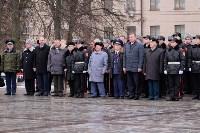 Церемония возложения цветов на площади Победы, 23.02.2016, Фото: 35