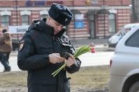 Полиция поздравила тулячек с 8 Марта, Фото: 11