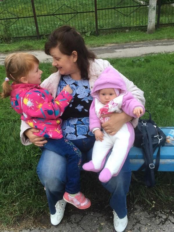 Мои самые главные девчушки!мама и дочки)