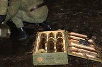 Десантники показали тулякам салют, Фото: 29