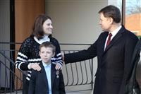 Встреча Владимира Груздева с семьей Котогаровых, Фото: 13