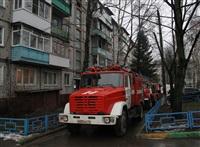 На ул. Ложевой в Туле сгорела квартира., Фото: 2