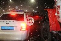 В ДТП на М-2 в Туле пострадали четыре человека, Фото: 16