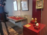 В Туле открылась выставка старинных фарфоровых пасхальных яиц, Фото: 14