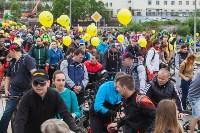 В Туле прошел большой велопарад, Фото: 154