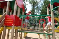 Тульские дворики украсят новые детские площадки, Фото: 4