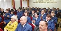 Торжественное собрание, посвященное предстоящему Дню работника прокуратуры. 10 января 2014, Фото: 4