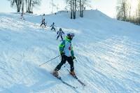 Первый этап чемпионата и первенства Тульской области по горнолыжному спорту, Фото: 39