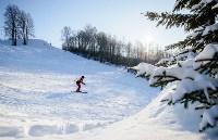 Первый этап чемпионата и первенства Тульской области по горнолыжному спорту, Фото: 124
