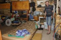Встреча с погорельцами в Алексине., Фото: 9