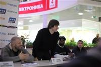 Бойцы М-1 провели открытую пресс-конференцию и встретились с фанатами, Фото: 12