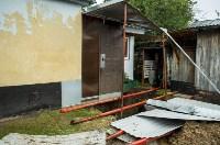 В Туле может провалиться под землю частным домом: обрушился шурф шахты, Фото: 13