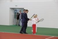 Открытие спортивного зала и теннисного центра в Новомосковске, Фото: 28